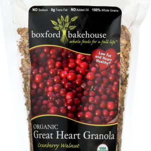 Cranberry Walnut Organic Granola