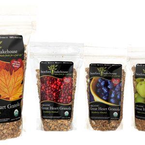 Granola Variety 6 Pack