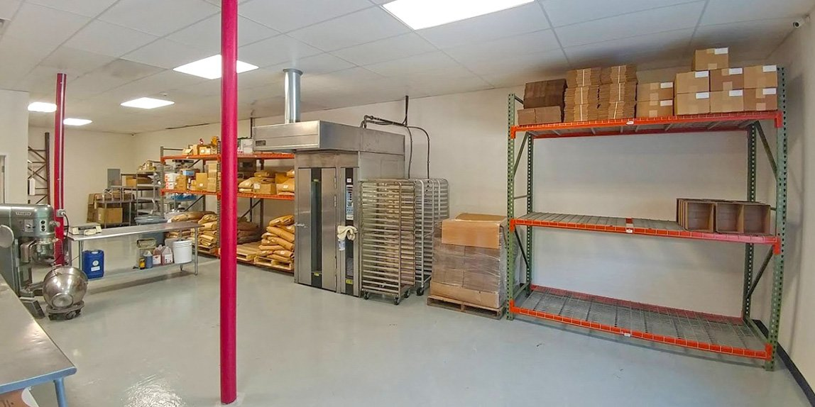 Boxford Bakehouse Shared Kitchen
